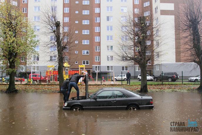 Из-за урагана «Герварт» вРеспублике Беларусь объявлен оранжевый уровень опасности