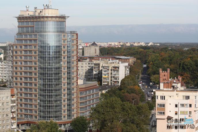 Налог на коммерческую недвижимость в калининграде аренда маленького офиса Москва калининский район